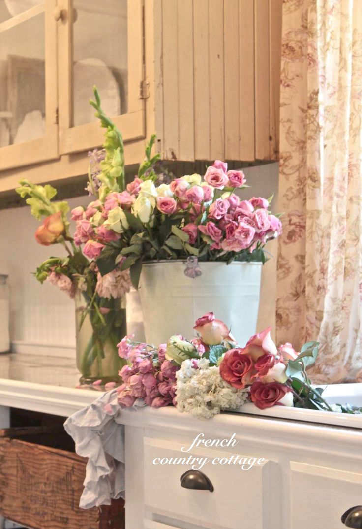 Best French Country Cottage Images On Pinterest Country - French country cottage blog