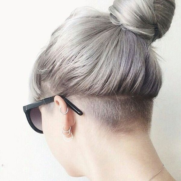 40 Awesome Undercut Hairstyles For Women March 2019 Undercut Long Hair Undercut Hairstyles Hair Styles