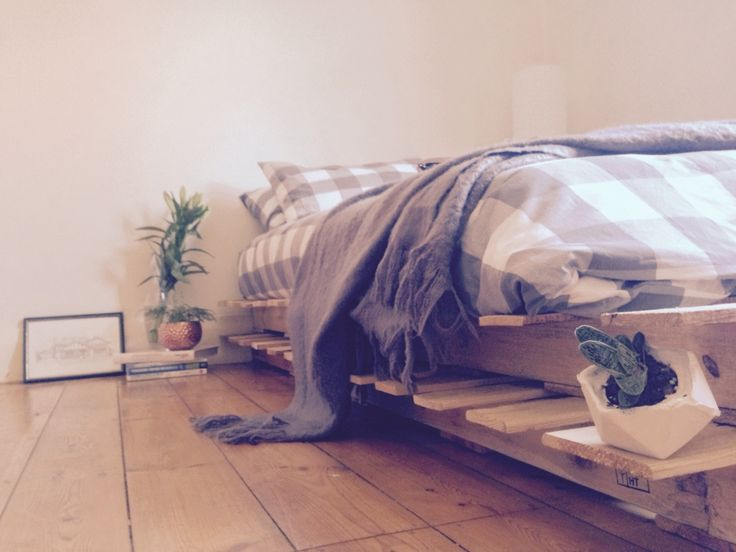 """Minimalist bed setting.  """"A man who buys what he doesn't need steaks from himself.""""   Bennett st collective   Contact us: eldbw001@mymail.unisa.edu.au"""