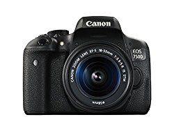 Qualities of Canon EOS 750D Digital SLR Camera – Digital camera review