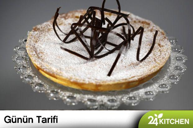 Sert Viyana hamuru ve yumuşacık limon kremasıyla enfes bir turta, çikolata süslemesiyle gerçek bir ilham kaynağı…   #gununtarifi: Limonlu Tart