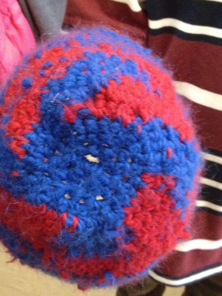 3 rd gr crochet hat