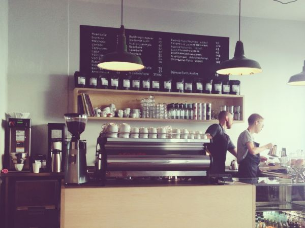 Supreme Roastworks In the top league of coffee bars