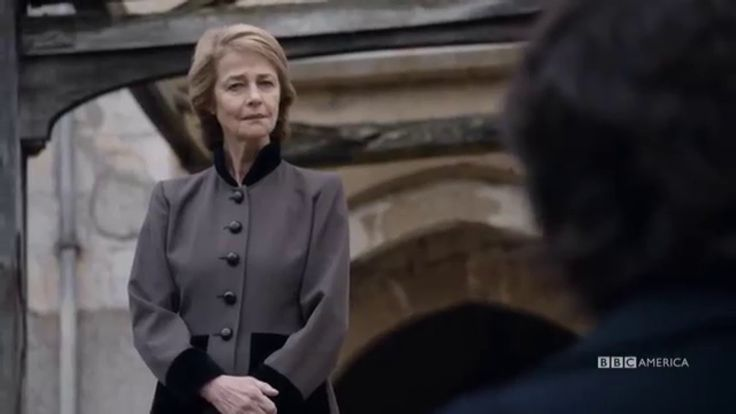 Charlotte Rampling, London Spy - Best Actress in a Limited Series or TV Movie:      London Spy - Closer Look: Frances