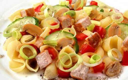 Рецепты диетических салатов с картинками