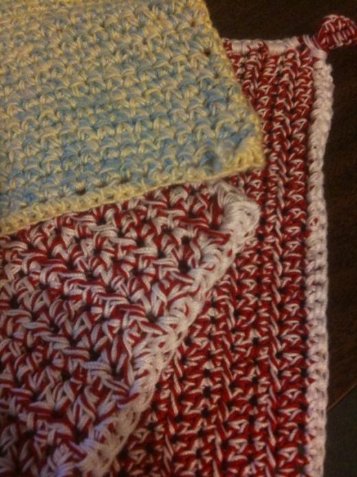 How To Make A Sturdy Crochet Dishcloth or Crochet ...