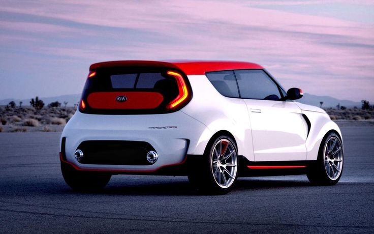 Feels counter intuitive to #TBT to a concept car... but we're gonna do it. Still wishing it was real :( #KiaTrackster