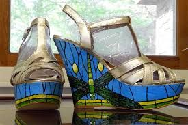 dragonfly shoes