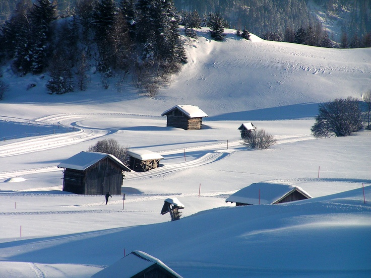 Fiss, Austria.