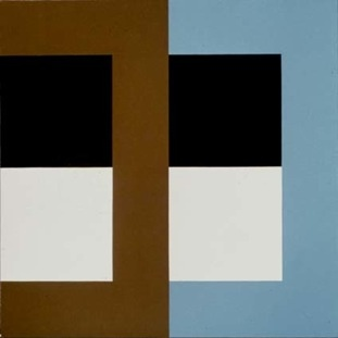painter Frederick Hammersley via airform archives
