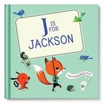 Personalized books - gifts for little ones from I See Me books M is for Me Personalized Book