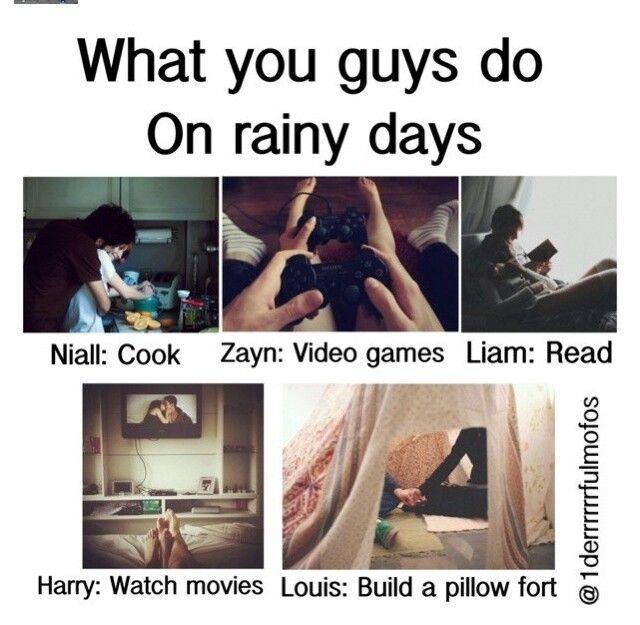 All of them sound fun:)