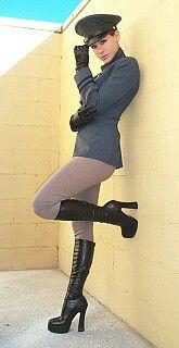Mercy Graves costume