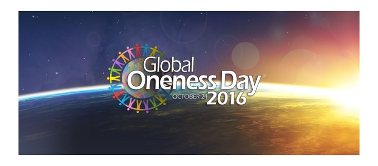 Global Oneness Day Starts Tomorrow! #G1Day will bring more #Oneness into the world! FREE to register:  https://vg165.isrefer.com/go/AffG1D2016Reg/modernday/