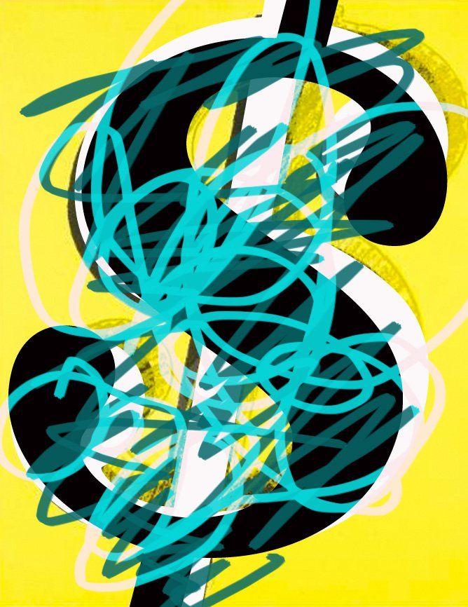 Dollar Sign $ (1), 2016 by Lee Mcclymont. Hand signed and numbered in pencil. Digital print on canvas and paper. Limited Edition of 35. Each print is unique. #leemcclymont #andywarhol #roylichtenstein #jeanmichelbasquiat #keithharing #ronmueck #wadeguyton #robertlongo #christopherwool #bettytompkins #sherrielevine #thomasruff #thancoupie #sigmarpolke #cindysherman #barbarakruger #thebroadmuseum #sfmoma #kunstmuseumbasel #tatemodern #artgalleryofnsw #nationalgalleryofaustralia…