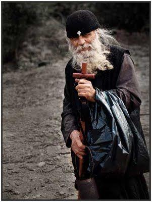 Orthodox monk