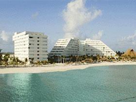 Oasis Palm, Cancun. 4 Night w/ airfare- $838 a person!