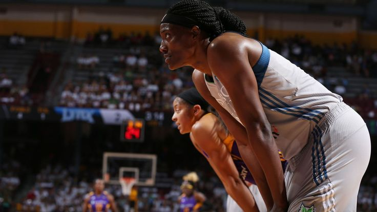 Los Angeles Sparks' Candace Parker, Minnesota Lynx's Sylvia Fowles on opposite sides again in the WNBA Finals