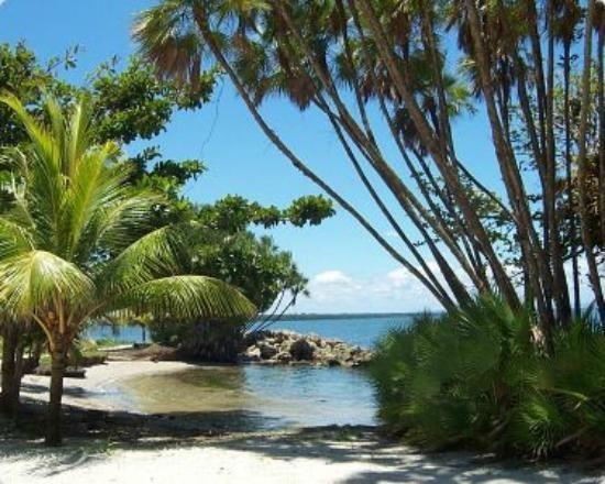Playa Blanca in Livingston Guatemala by Hotel Rios Tropicales Guatemala