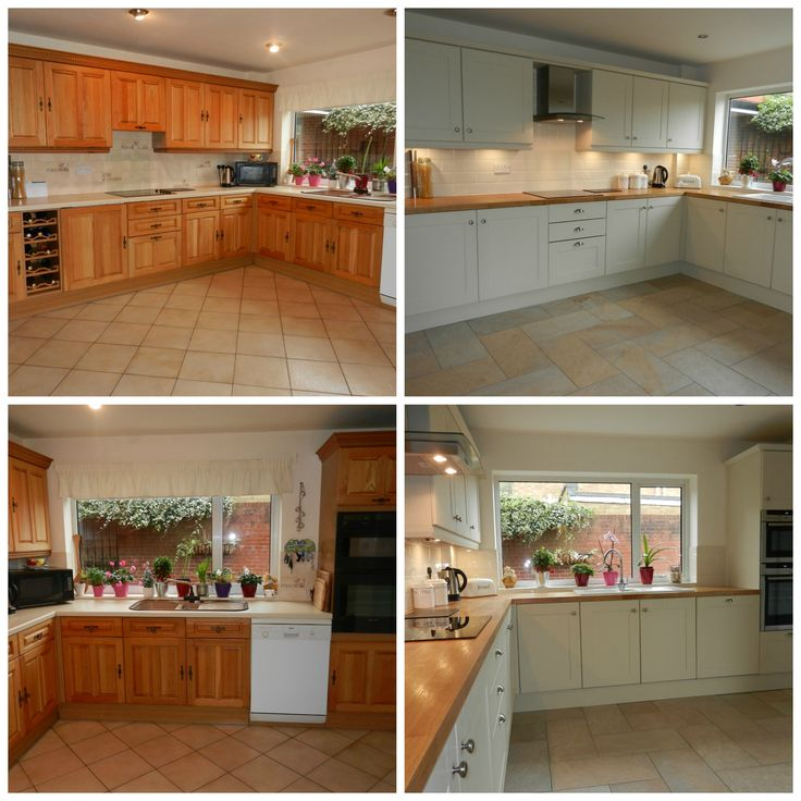 1000+ Images About Kitchen Before And Afters On Pinterest