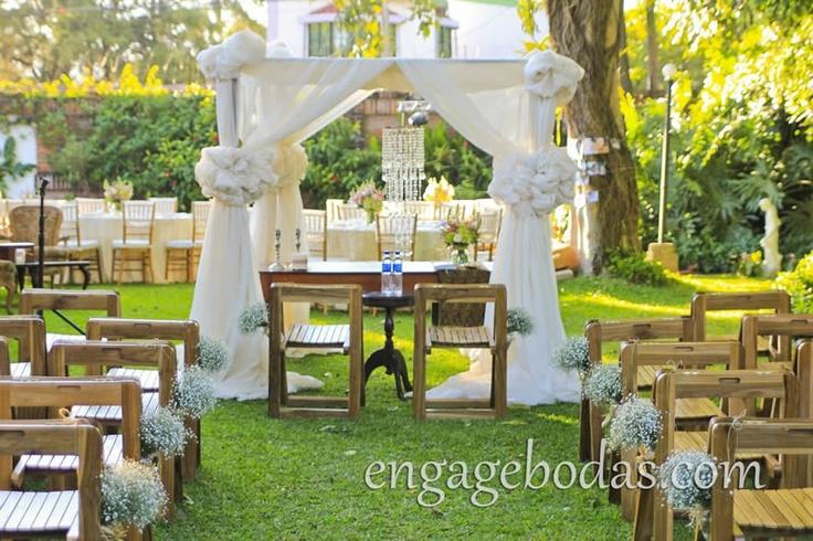 Bodas el salvador salones para recepciones de bodas y - Cosas de decoracion baratas ...