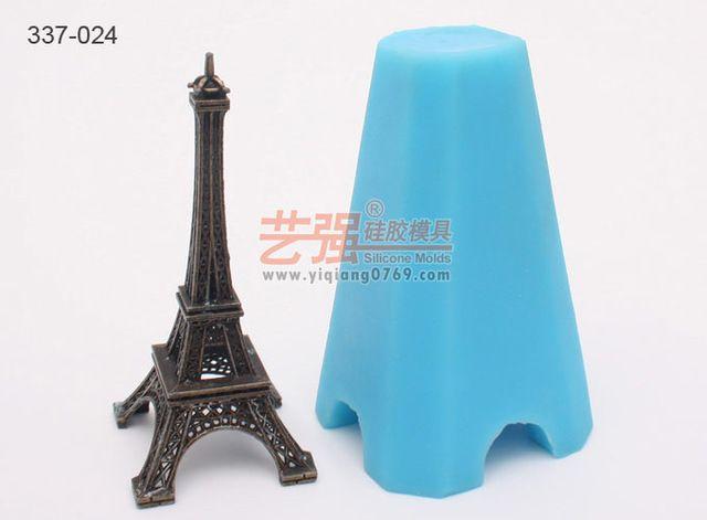 YQYM бесплатная доставка силиконовые эйфелева башня торт формы силиконовые шоколад эйфелева башня формы ремесленного плесень гипсовую форму смолы плесень