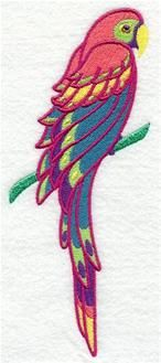 Machine Embroidery Designs at Embroidery Library! - Caribbean Creatures