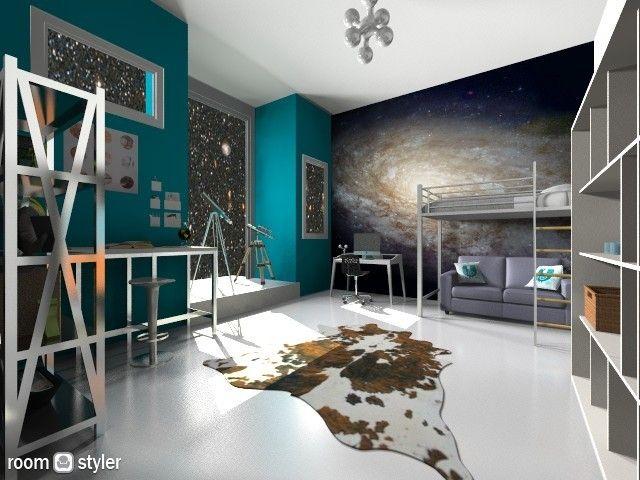 44 Best Teen Science Themed Bedrooms Images On Pinterest