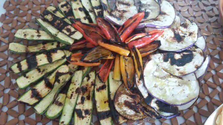 Vegetariana grigliata