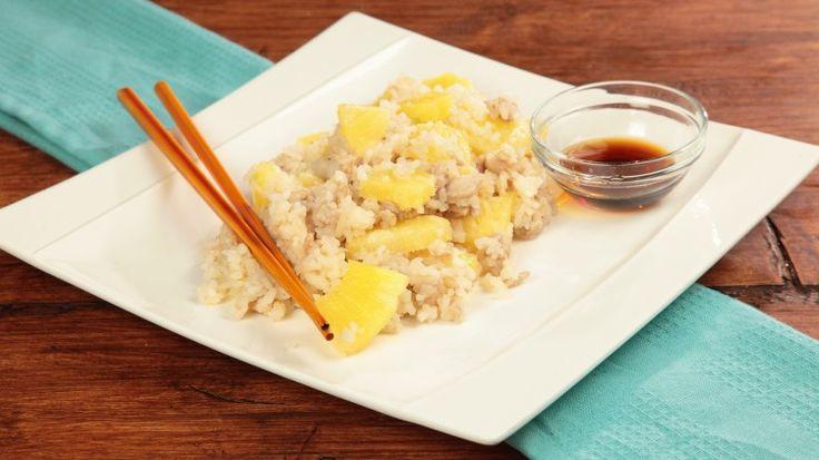 Ricetta Riso fritto con ananas: Il riso fritto con ananas è una ricetta di origine cinese davvero sfiziosa e ricercata! Se amate la cucina etnica, non fatevi sfuggire l'occasione di sperimentare un abbinamento e un metodo di cottura che vi lasceranno piacevolmente sorpresi!