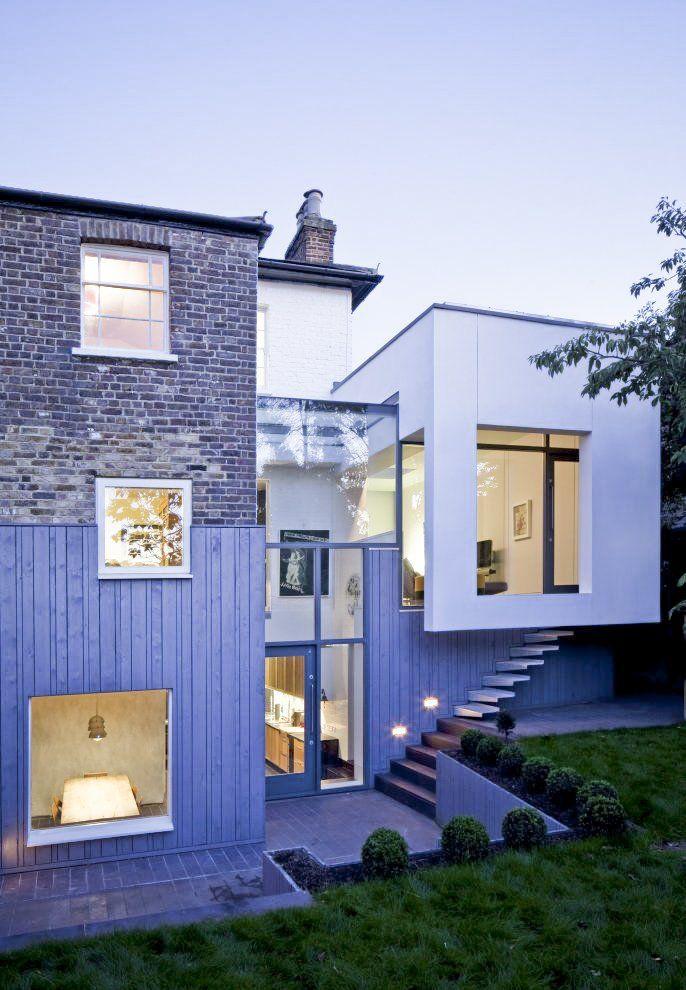 Cut and Fold House  Twickenham, United Kingdom  Ashton Porter Architects