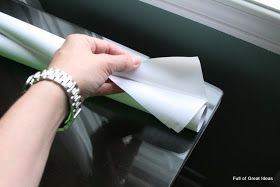 Full of Great Ideas: How to cut contact paper (to look like vinyl) with your Cricut