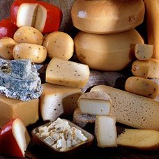 Cheese Types - Specialty Cheeses and Cheesemaking