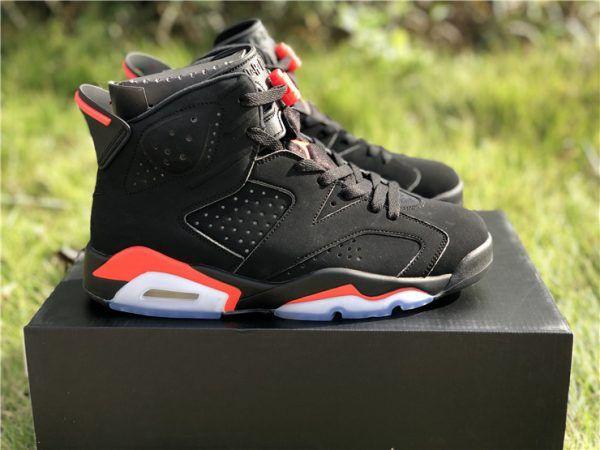 2019 Air Jordan 6 Black Infrared 384664 060 In 2020 Air Jordans Nike Air Jordan Retro Jordans