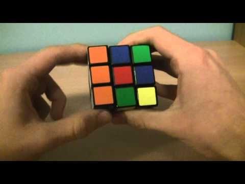 How to Solve the Rubik's Cube! (Beginner Method) - YouTube