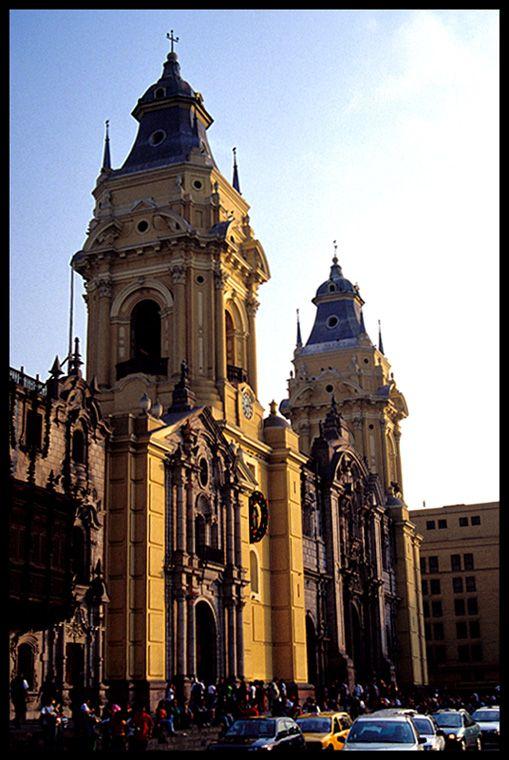 Catedral de Lima - Lima, Lima
