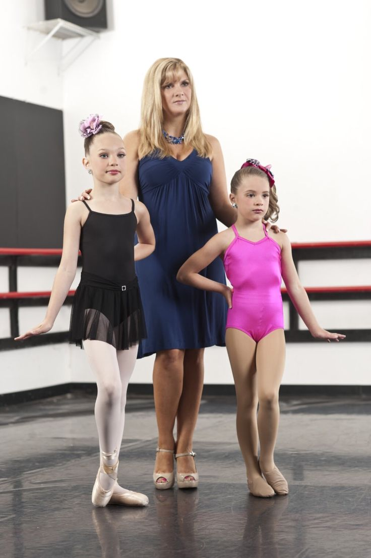 Mackenzie Ziegler Season 3 Dance Moms Promotional Photoshoot [2013]