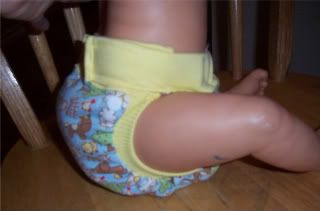 Faux G's Part One: Sewing Diapers With Knit Ribbing- Cloth Diapering Tips Tricks and Tutorials