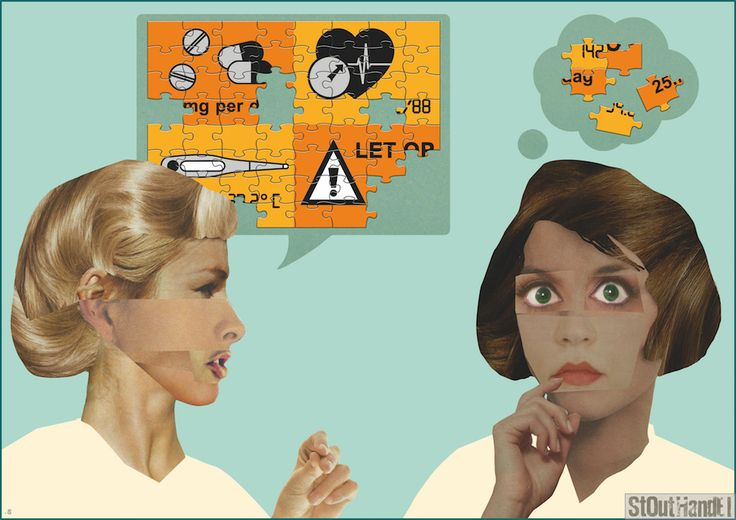 #stouthandel #nursing #verpleging #puzzled #puzzle #communication #communicatie