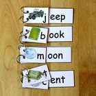 These Flip Books help teach the following sounds: Ent, Eep, Oon, Ook.  Common Core:  Phonological Awareness: CCSS.ELA-Literacy.RF.K.2a  Recognize a...