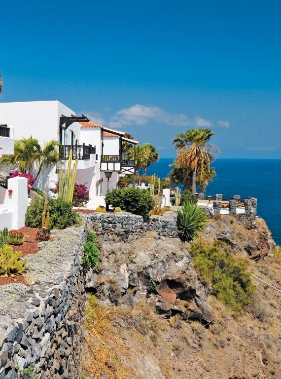 """La Gomera, Canary Islands. I'd like to hear """"Silbo"""", the ancient language of Whistles spoken by the Guanches."""