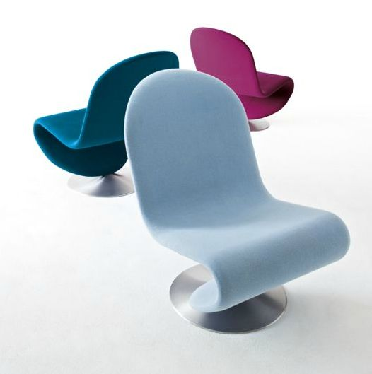 Wanted: Relaunched Verner Panton Chairs   California Home + Design
