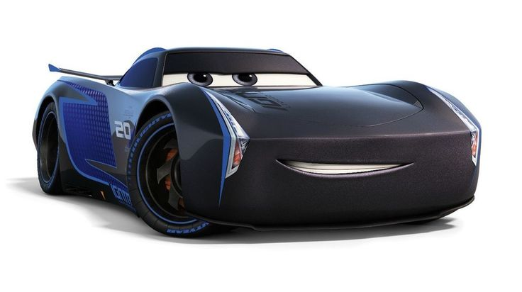 Jackson storm with images cars 3 characters disney