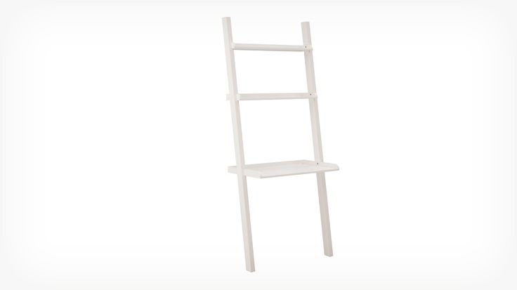 asterix ladder desk white corner