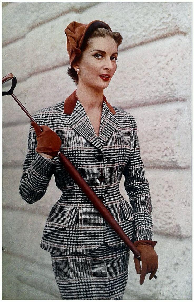 Ferdinandi - model: Annamaria Ghislanzoni