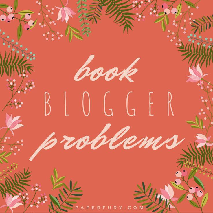 Gnashingly Unfortunate #BookBloggerProblems