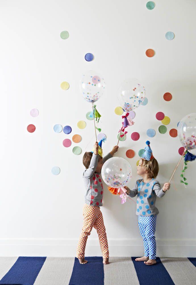 confetti party: