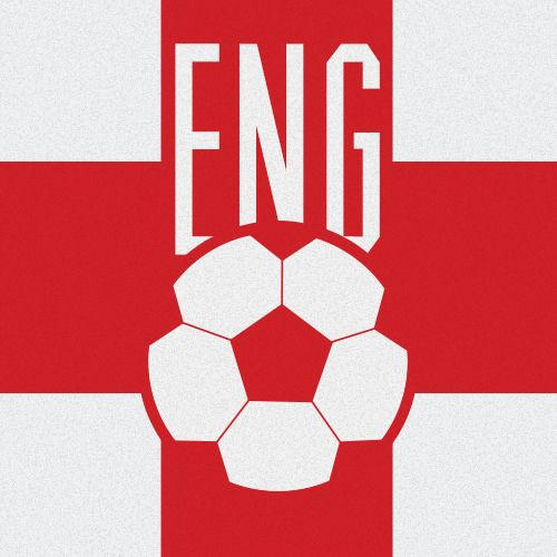 England World Cup Twitter avatar.