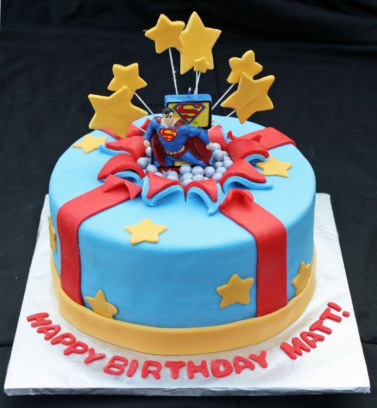 superman Cake | Superman+Cake.jpg