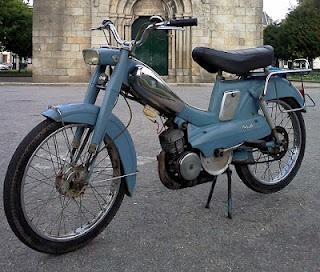 My Motobecane AV 85